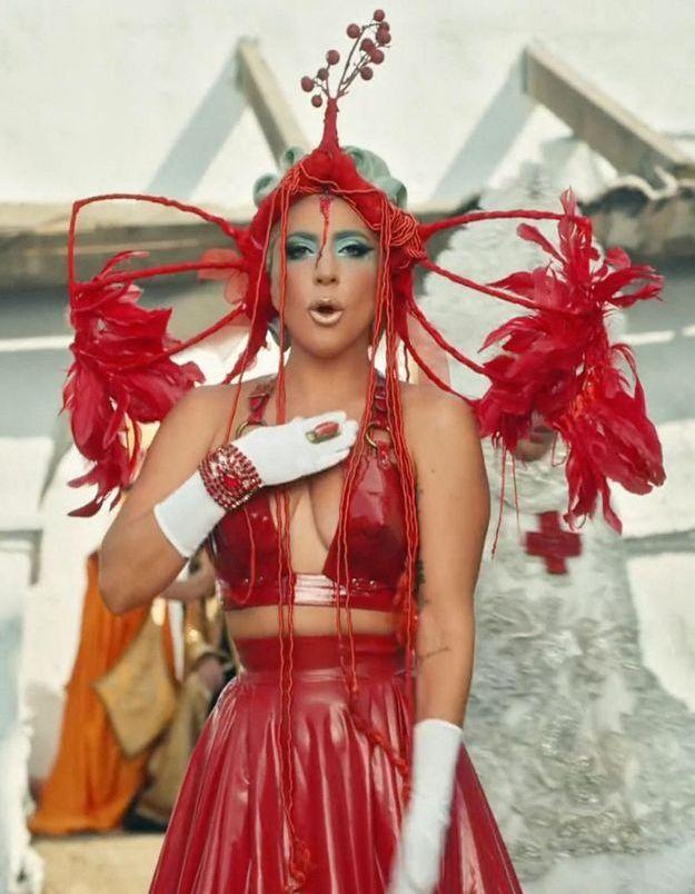 Avec « Free Woman », Lady Gaga renoue avec la pop qui a fait son succès
