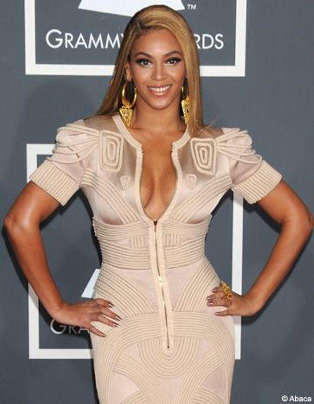 Beyonce, grande gagnante des Grammy Awards