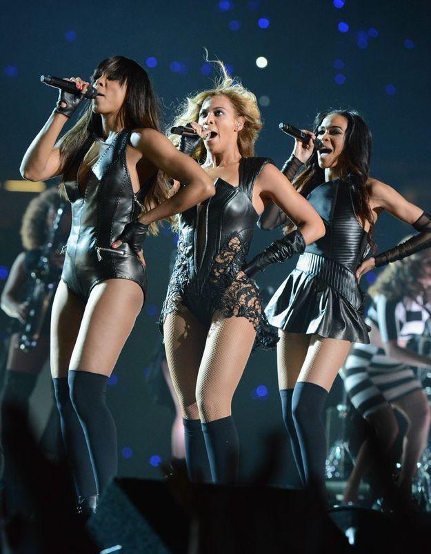 Beyoncé réussit son Super Bowl !