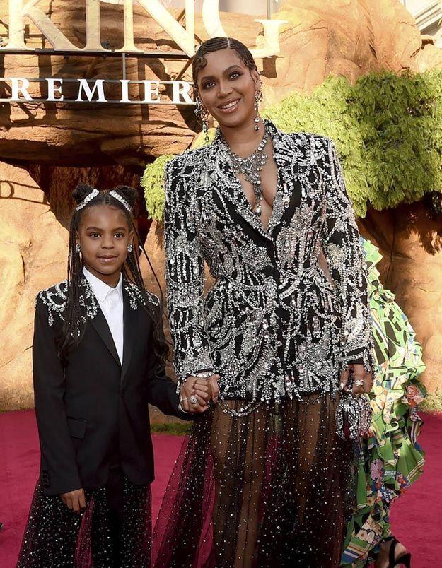 Beyoncé : sa fille Blue Ivy remporte son premier Award à seulement 7 ans