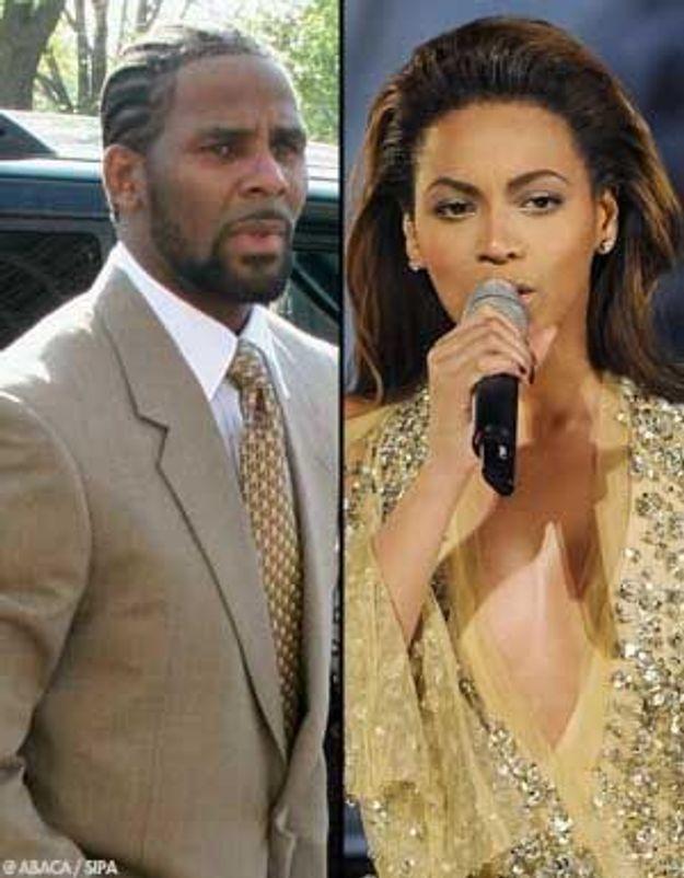 Beyonce se prend pour un homme, R-Kelly la reprend !