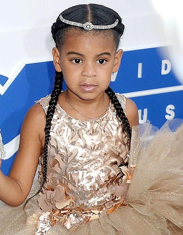 Blue Ivy : à 5 ans, elle rappe sur le nouvel album de son père, Jay Z