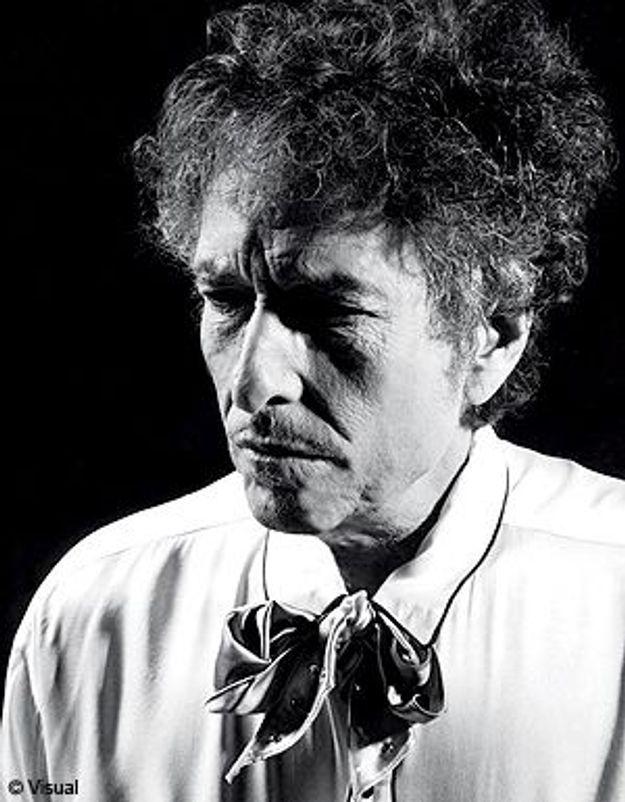 Bob Dylan se la joue père Noël