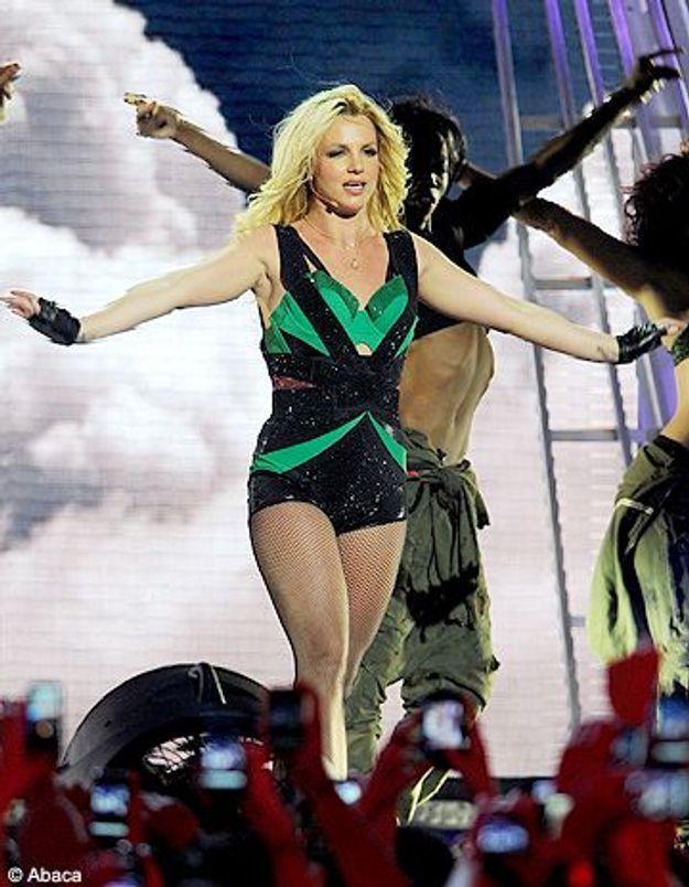 Britney Spears : son « Femme Fatale Tour » à Bercy ?