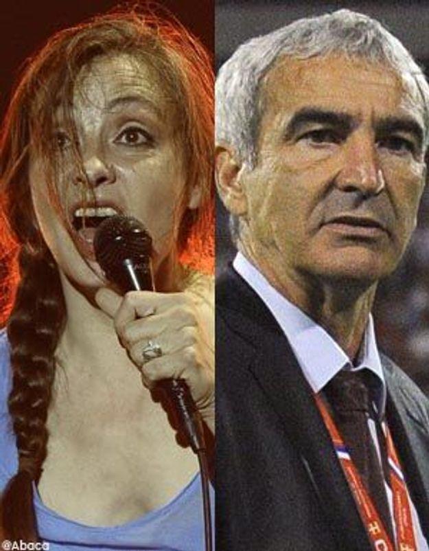 Catherine Ringer : raide dingue de Raymond Domenech !