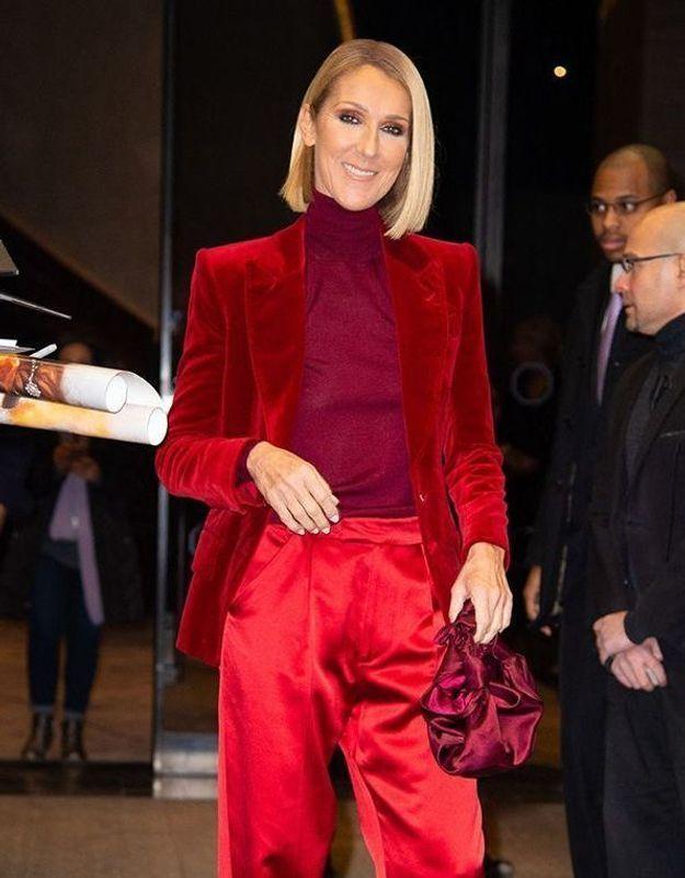 Céline Dion bientôt de retour sur la scène de Las Vegas?