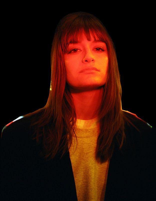 Clara Luciani, en session acoustique à la rédaction