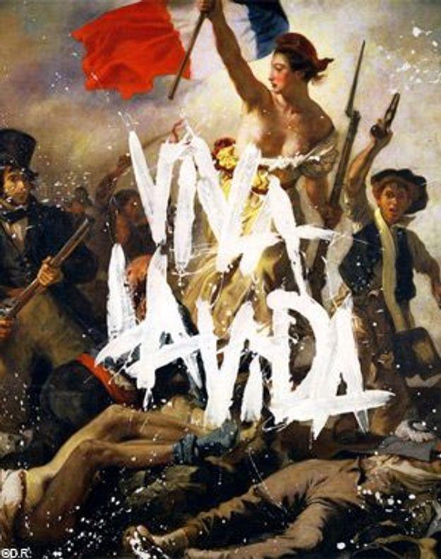 Coldplay, n°1 des ventes de disques en 2008