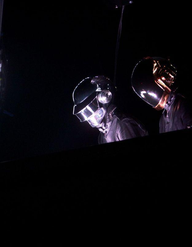 Daft Punk : « Nous avons cherché à enregistrer quelque chose d'inédit »