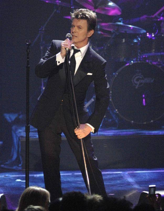 Pour David Bowie, la scène c'est fini