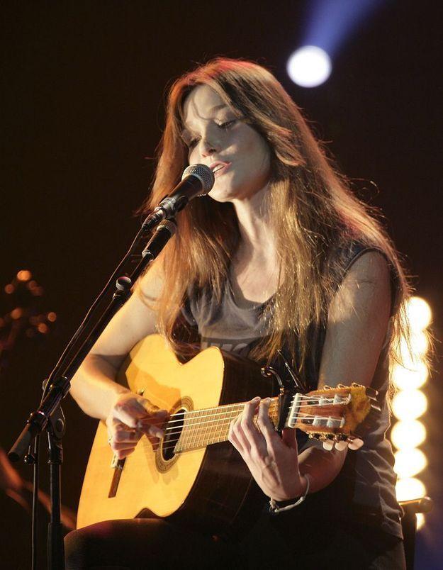 Découvrez le premier extrait de l'album de Carla Bruni!