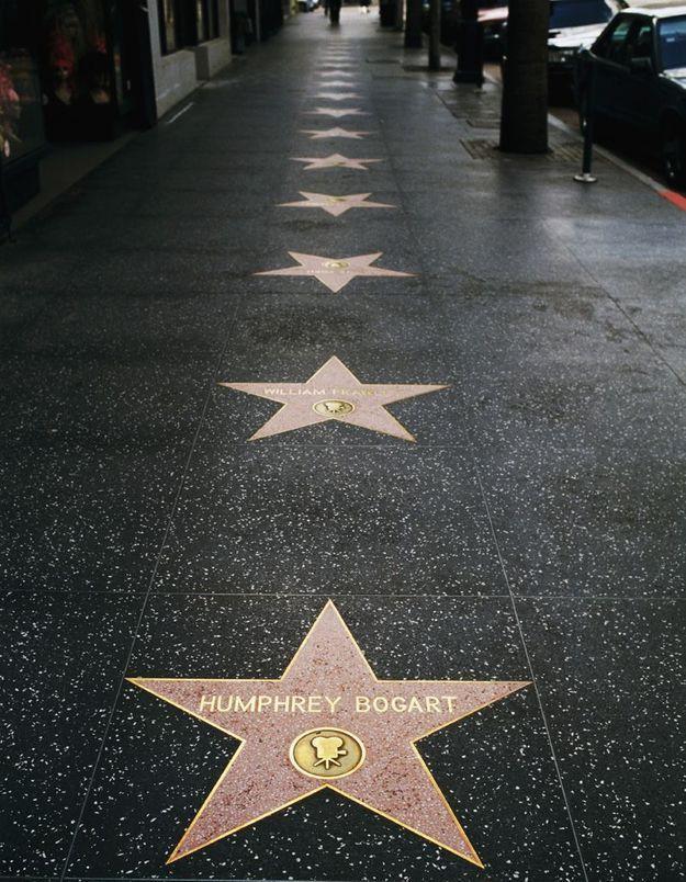 Devinez quelle star française a reçu son étoile à Hollywood !