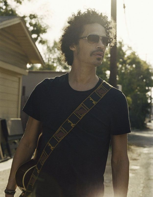 Eagle Eye Cherry, en session acoustique à la rédaction