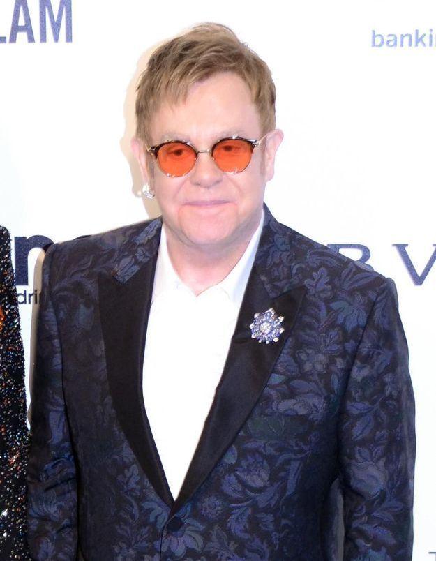 Elton John, victime d'une infection « potentiellement mortelle »