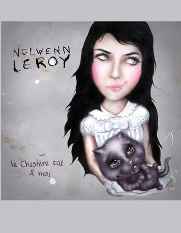 Exclusif : la pochette du nouvel album de Nolwenn Leroy