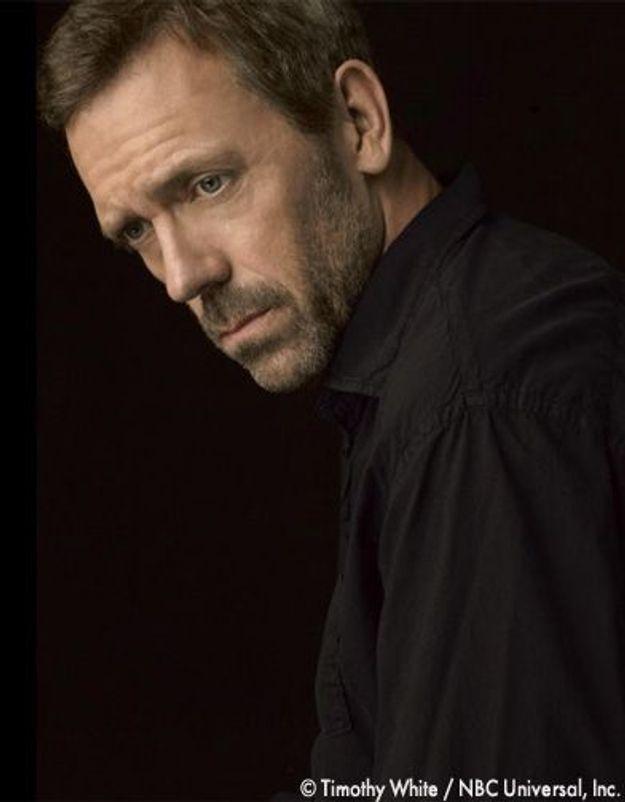 Hugh Laurie : le Dr House sort son premier album