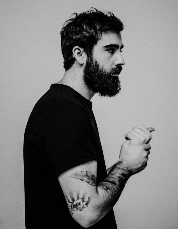 Hugo Barriol, en session acoustique à la rédaction