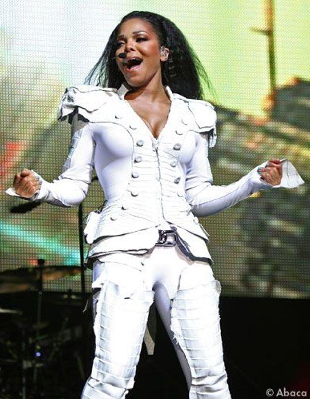 J'y étais : Janet Jackson à l'Olympia