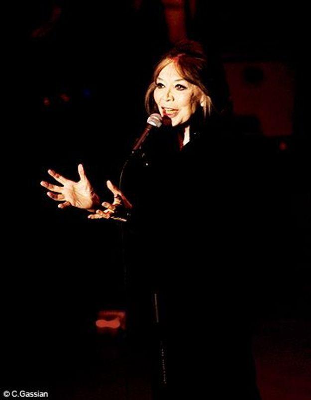 Juliette Gréco en concert exceptionnel : j'y étais !
