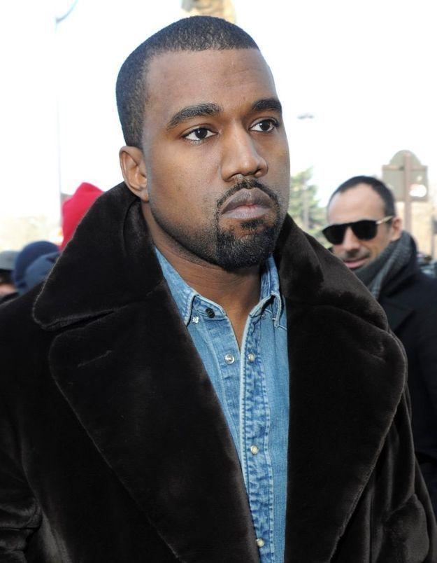 Kanye West : son clip inquiétant et minimaliste