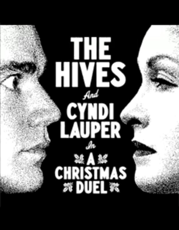 La chanson de Noël la plus hype