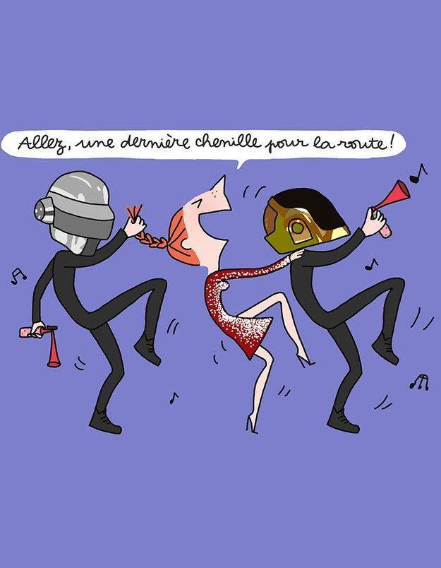 La méthode anti-Daft Punk divorce selon le Dr Aga