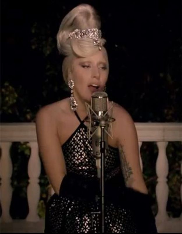 Lady Gaga : un nouveau clip très autobiographique