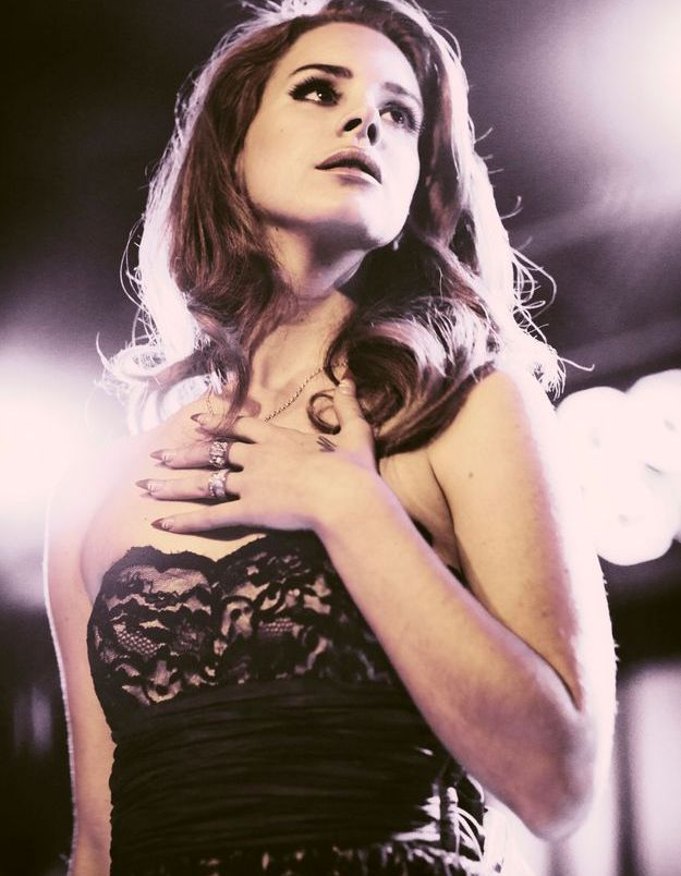Lana del Rey annule sa promo française