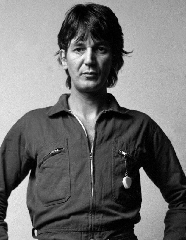 Le chanteur Jacques Higelin est mort ce matin