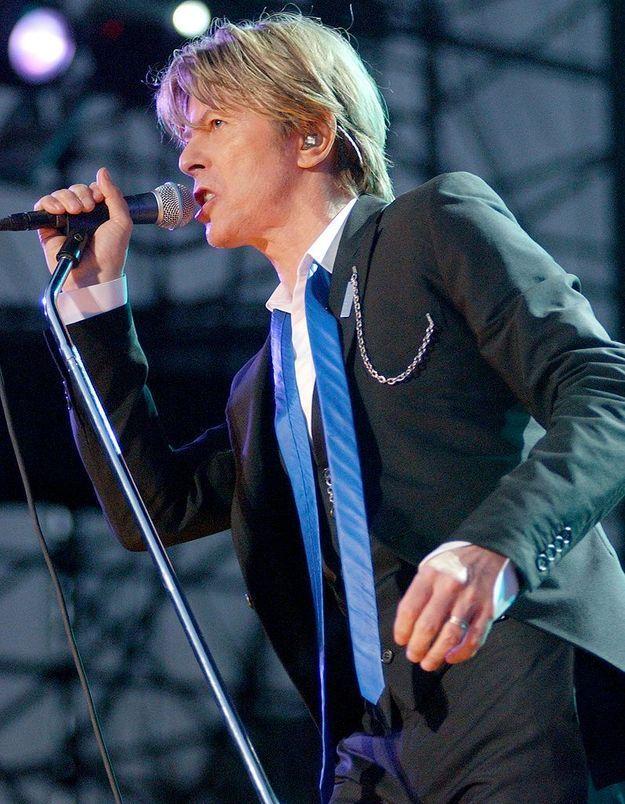 Le nouvel album de David Bowie cartonne
