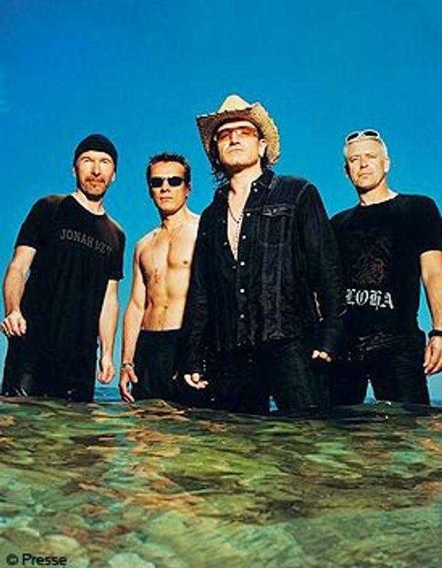 Le nouvel album de U2 sortira en mars 2009