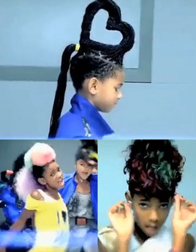 Le premier clip de Willow Smith : caprice d'enfant star ?