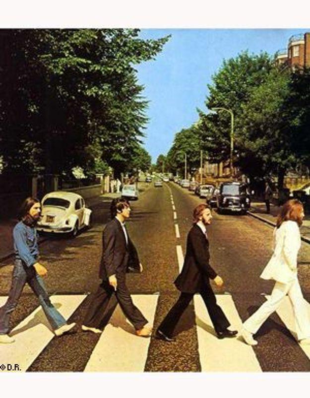 Les fans fêtent les 40 ans de la photo culte des Beatles