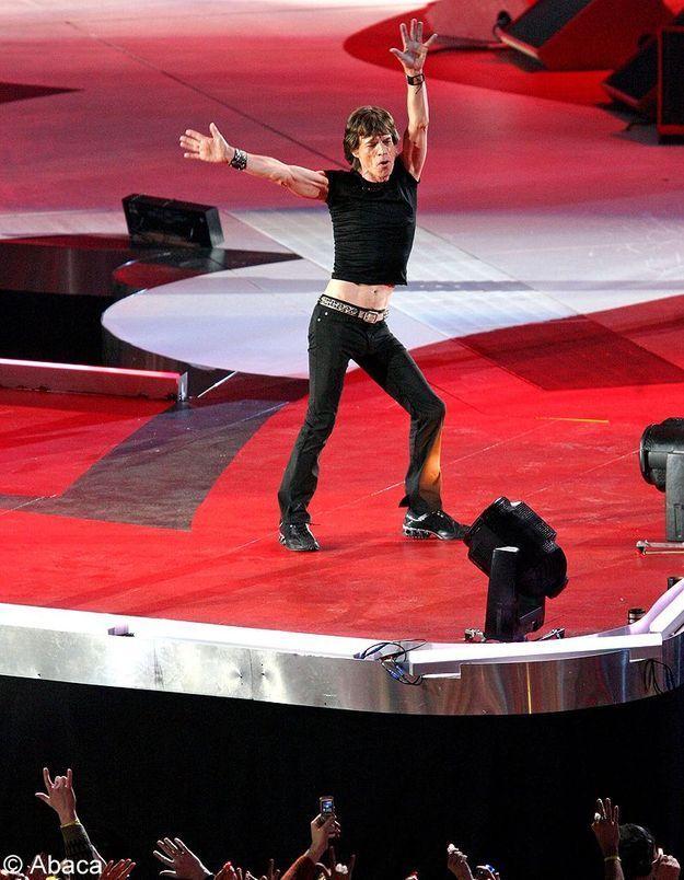 Les Rolling Stones en concert ce soir à Paris
