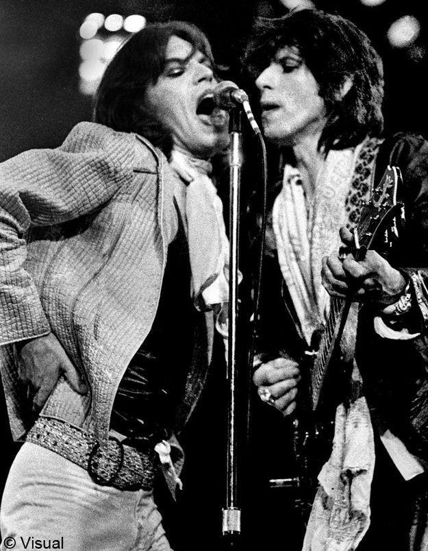 Les Rolling Stones ont 50 ans