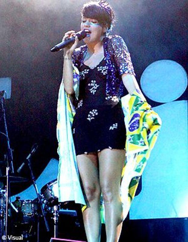 Lily Allen ne chantera plus !