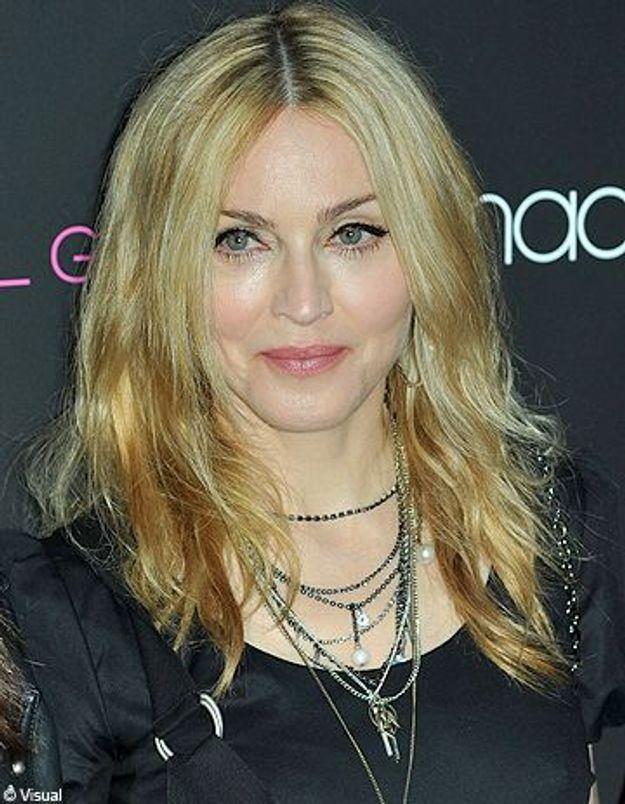 Madonna en quête d'inspiration pour son prochain album