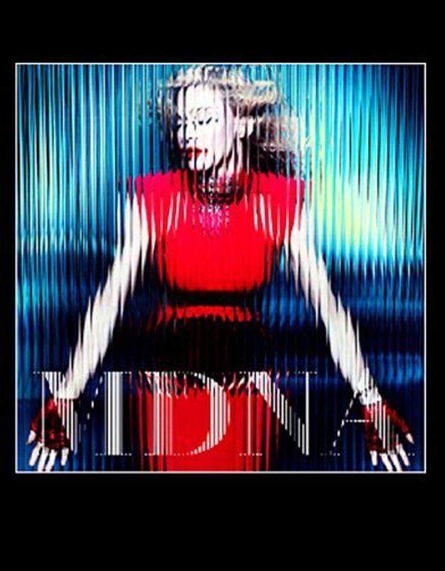 Madonna revient aux origines avec «MDNA»