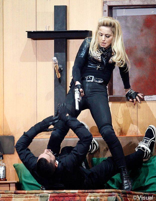 Madonna : sa grande messe au Stade de France