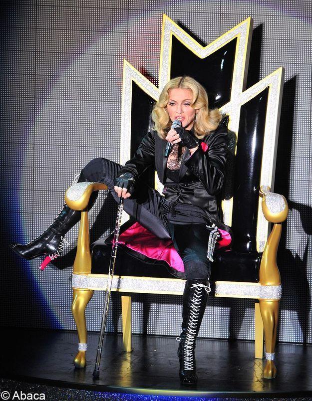 Madonna : Ses fans ne seront pas remboursés