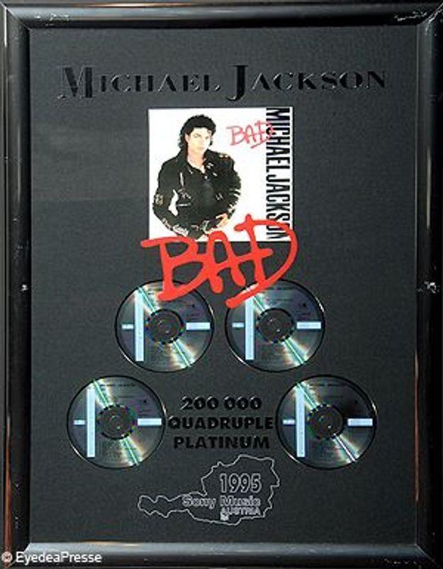 Michael Jackson : record de téléchargement