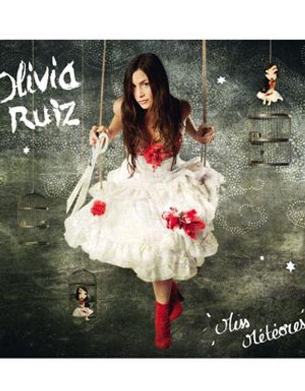 Miss Météores d'Olivia Ruiz, aujourd'hui dans les bacs