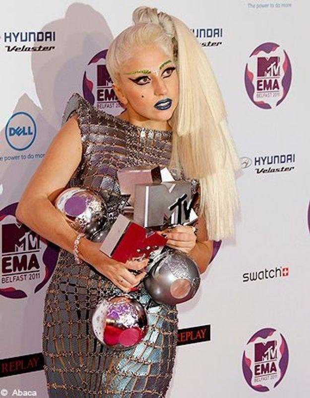 MTV Europe Music Awards : le palmarès !