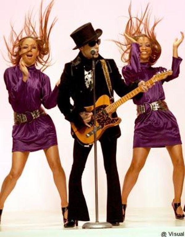 Prince : ses 2 concerts à Paris, complets en 77 minutes !