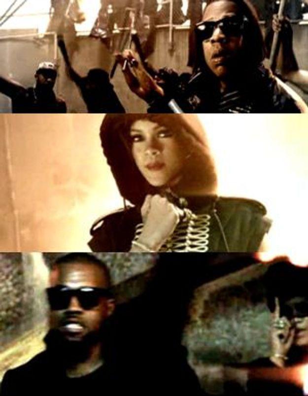 Rihanna revient plus en colère que jamais !