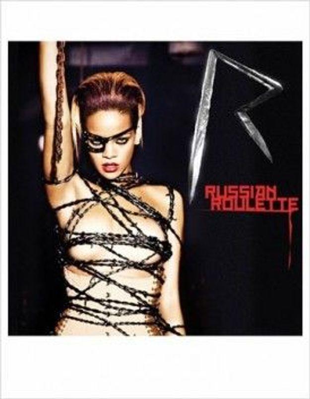 Rihanna vous invite dans les coulisses d'une séance photo