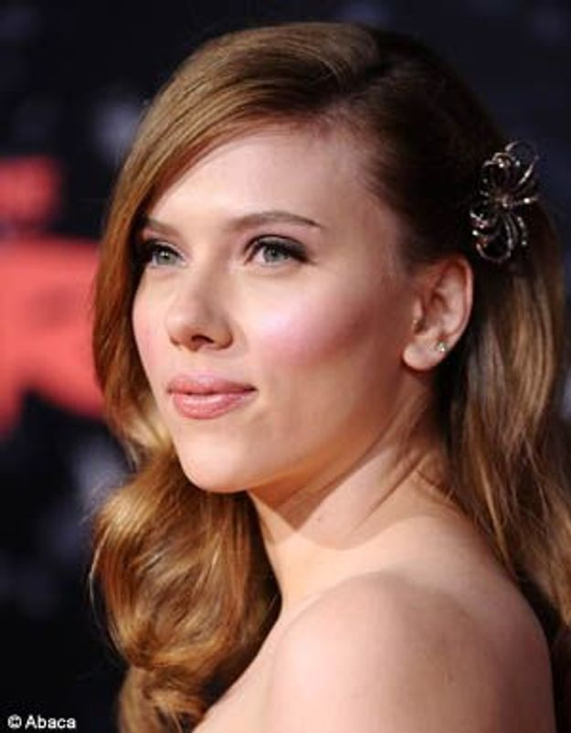 Scarlett Johansson : le premier extrait de son deuxième album !