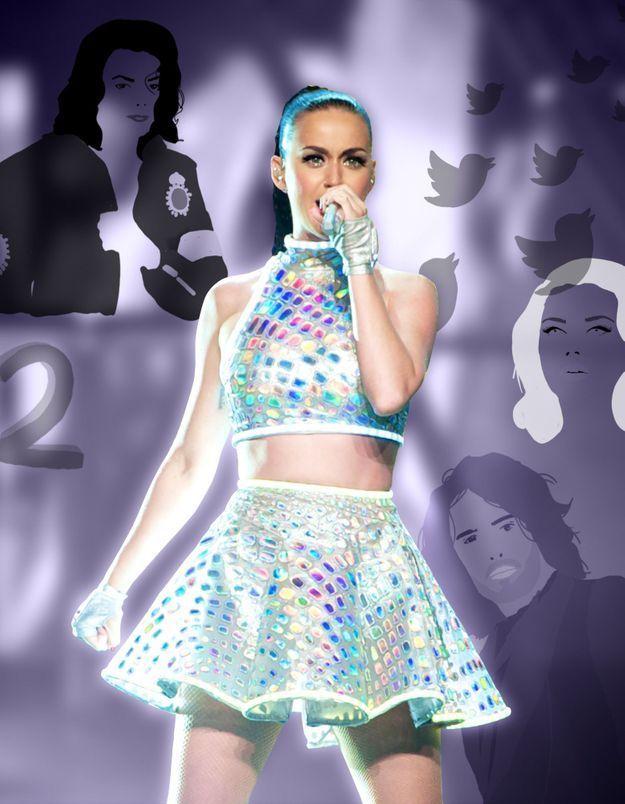 Super Bowl : 9 infos surprenantes sur Katy Perry !