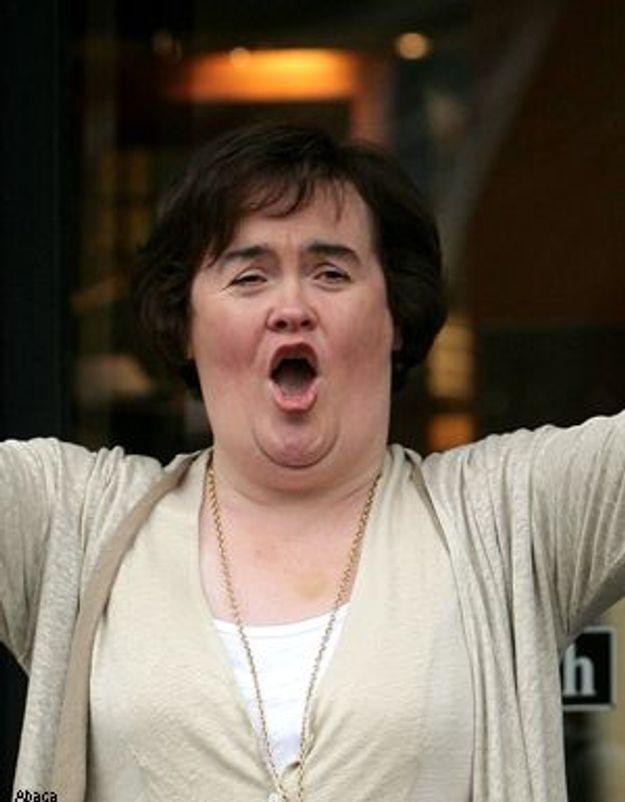 Susan Boyle devance Whitney Houston et les Beatles !
