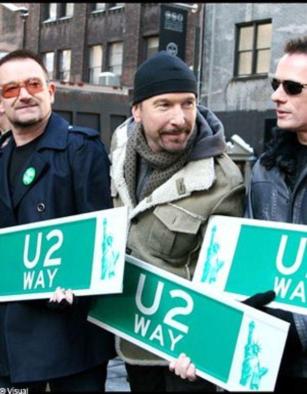 U2 : 90 000 billets vendus en 54 minutes